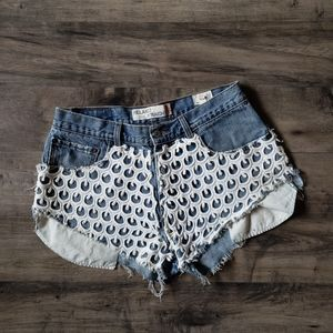 Urban Outfitters Urban Renewal Levi's Shorts
